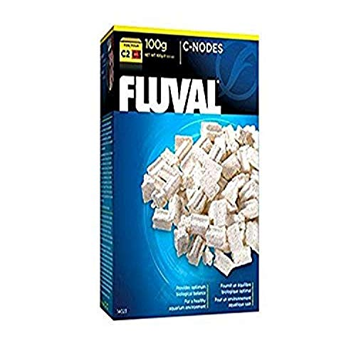 Fluval Éponge pour la Filtration mécanique pour Filtre à Dos C – 100 g