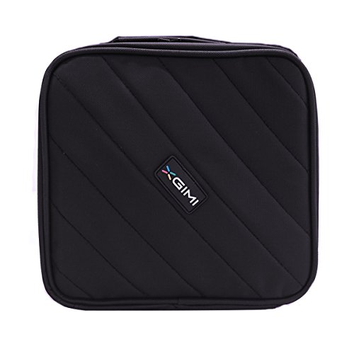 XGIMI Carrying Bag Waterproof Nylon with Detachable and Adjustable Shoulder Strap Commercial Fashion 9x8.6x2.9 inch for Projector Z4X Z4 Aurora Z6