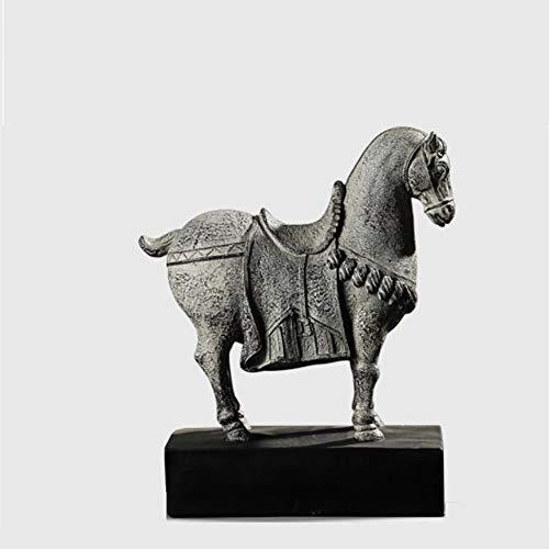edafg American Country paarden retro ornamenten in huis wijnkasten zachte decoraties model kamer studie woonkamer tv-kast ingebouwd
