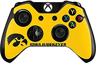 Skinit Decal Gaming Skin Compatible with Xbox One Controller - Officially Licensed University of Iowa University of Iowa D...