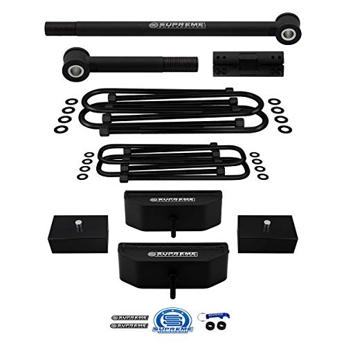 Supreme Suspensions - Full Lift Kit for 1999-2004 Ford F250 / F350 Super Duty 4x4 4WD 2.5