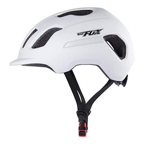 BWBIKE Casco de bicicleta para hombres y mujeres, casco de ciclismo ajustable...