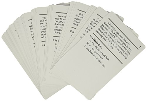 Edupress Reading Comprehension Practice Cards, Drawing Conclusions, Green Level (EP63417)