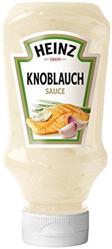 Heinz salsa de ajo