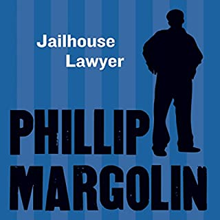 The Jailhouse Lawyer audiobook cover art