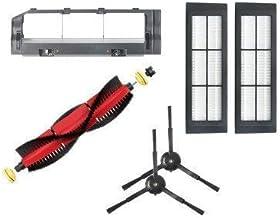Robot Vacuum Cleaner Main Brush Filter Mop Cloth for Roborock S6 MaxV Robotic Vacuum Cleaner Parts Accessories (Color : Mu...