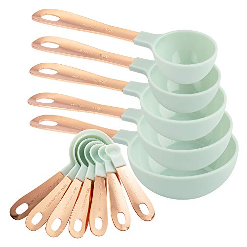Cook with Color 12 PC Measuring Cups Set