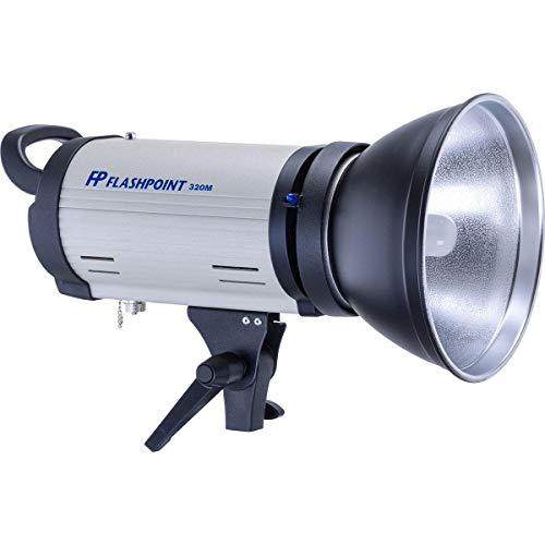 Flashpoint II 320M, 150 Watt Second AC / DC Monolight Strobe.