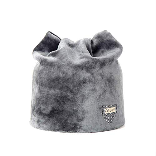 MAOZIMEI Winter Hoeden Voor Vrouwen Flanellen Leuke Mode Herfst Winter Meisje Dames Hoed Vrouwelijke Skullies Bonnet
