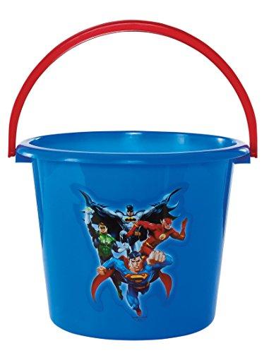 DC Comics Superheroes Sand or Trick-or-Treat Pail