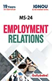 MS-24 Employment Relations