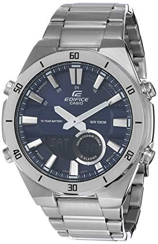 Casio Edifice Bluetooth Connect Analog-Digital Blue Dial Men's Watch ERA-110D-2AVDF(EX457)