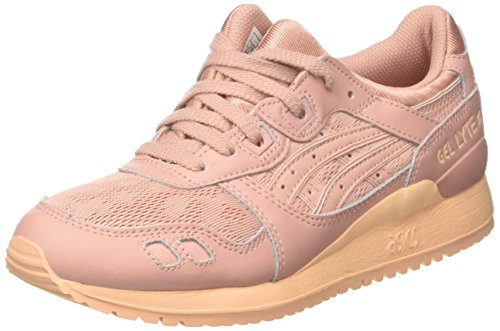 ASICS Damen Gel-Lyte III H756L-7272 Sneaker, Rose (Peach Rose/Peach Rose), 36 EU