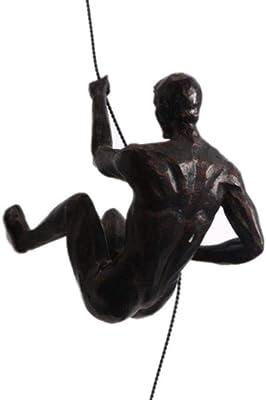 HXPBJ Adornos Escultura Decoración De Estatuillas Creativo ...