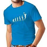 Camisetas Hombre evolución de Baloncesto - Canasta de la Calle, me Encanta Este...