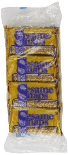 Sesame Snaps Muti Pack 30 g (Pack of 10)