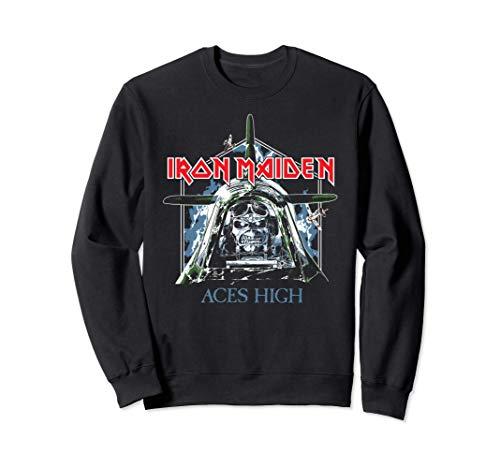 Iron Maiden - Aces High Sudadera