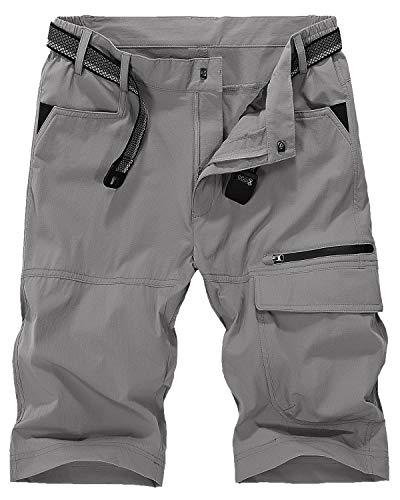 eklentson mens shorts with pockets
