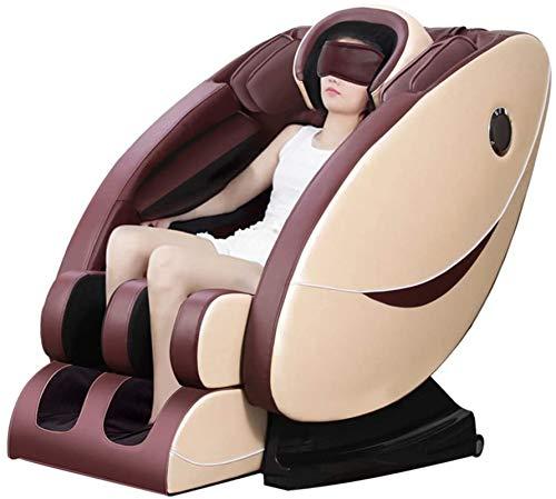 CLOTHES 3D Massagesessel, Musik Massage Stuhl Geschenk Home Automatische Körperkneten Multifunktionsraum Capsule Elektrische Massage Sofa für Hause und Büro