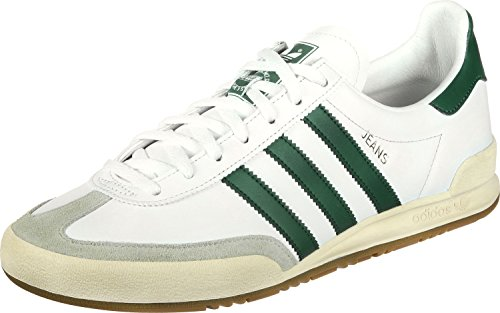 Adidas Jeans, Zapatillas de Deporte Hombre, Blanco (Ftwbla/Veruni/Marcla 000), 46 EU