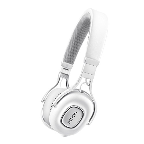 Denon AH-MM200 Casque audio - Blanc