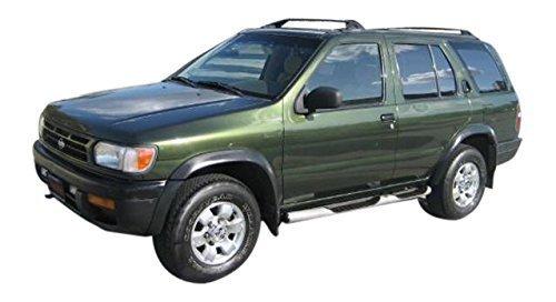 nissan pathfinder 96 tire size