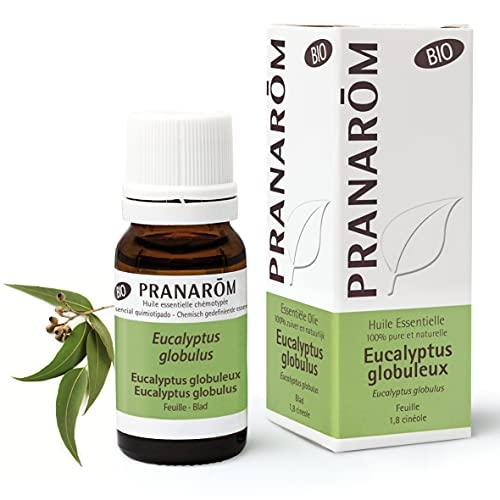 Pranarôm - Aceite Esencial de Eucalipto Bio - Hoja - 10 ml