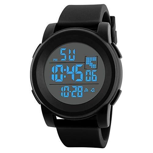 Orologio da uomo impermeabile analogico digitale militare militare sport LED orologio da polso 2019 orologio da uomo sportivo impermeabile relogio masculino 30X