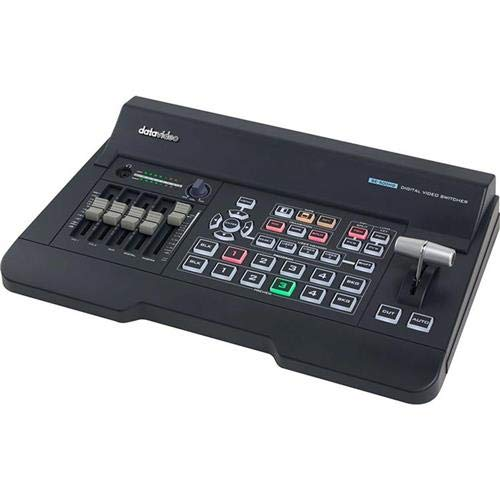 DataVideo 2200-5100 SE-500HD 4-Kanal 1080p HDMI Video Switcher Schwarz