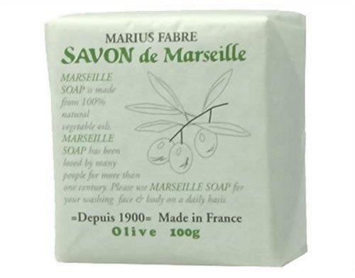 サボン ド マルセイユ オリーブ 100g