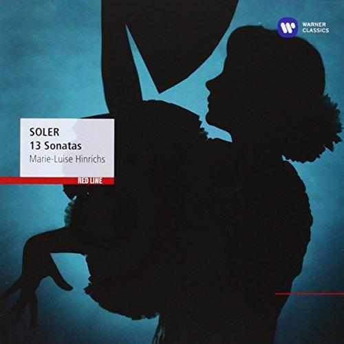 Solar: Fandango Keyboard by Hinrichs (2013) Audio CD