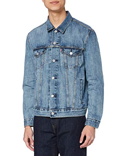 Levi\'s Herren The Jacket Jeansjacke, Killebrew Trucker, XXL