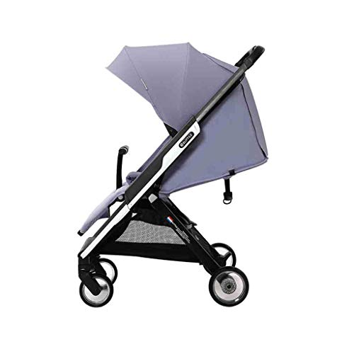 Find Discount Queen Boutiques Stroller Foldable Baby Stroller Large Storage Space Wheel Suspension 5...