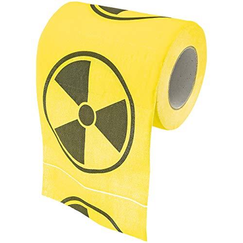 Fairly Odd Novelties Toxic Nuclear Novelty Toilet Paper