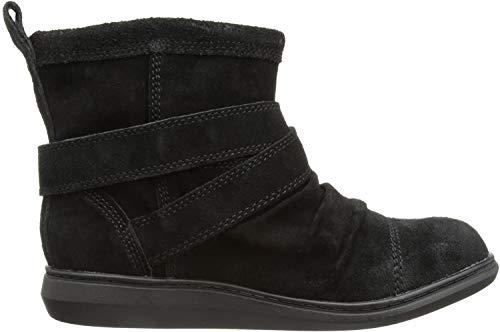Rocket Dog Mint damskie buty zimowe bez wyściółki, czarny - Schwarz Black Ag7-38 EU