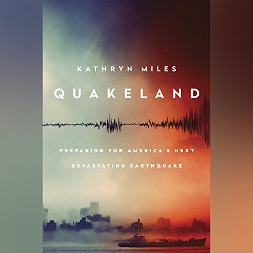 Quakeland audiobook cover art