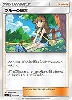 ポケモンカードゲーム PK-SB-020 ブルーの探索