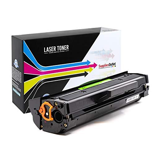 USA Advantage Compatible Toner Cartridge Replacement for Samsung MLT-D111S / MLTD111S (Black,1 Pack)