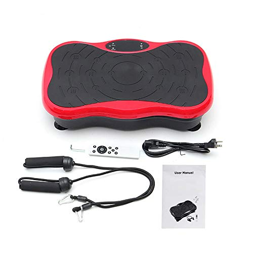 ETE ETMATE Vibration Plate Exercise Machine,Whole Body Vibration Plate,Fit Massage Vibration Platform Machine