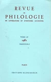 Best revue de philologie Reviews