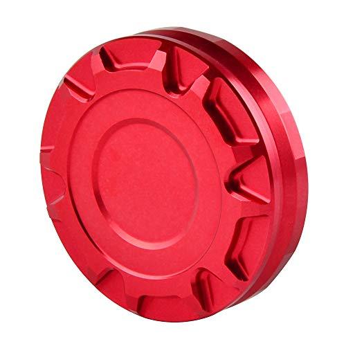 RONGLINGXING Powersports Onderdelen Voorzijde Clutch Reservoir Kapje for BMW R1200GS R1200R R1200S R1200ST K1200R K1200S K1300R K1300S K1300GT HP2 Enduro Sport (Color : Red)