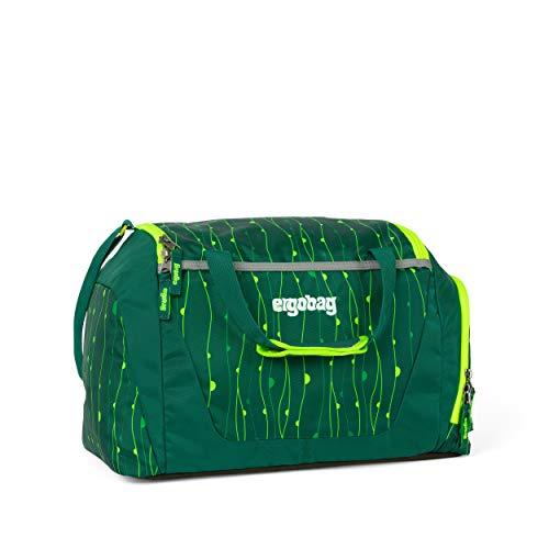 ergobag Reisetasche Sporttasche RambazamBär - Grün, OneSize