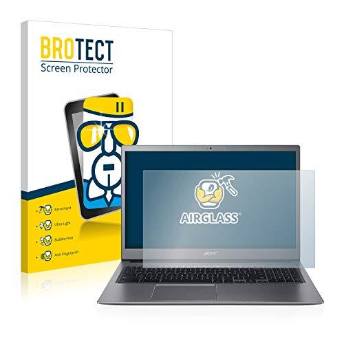 BROTECT Panzerglas Schutzfolie kompatibel mit Acer Chromebook 715-9H Extrem Kratzfest, Anti-Fingerprint, Ultra-Transparent