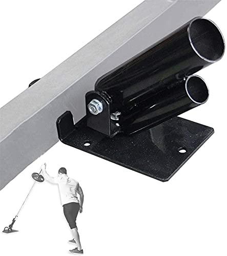 ZGHTD La Plataforma de la Fila de la Barra 360 ° T, el Inserto de la Fila de la Barra T Negro, el Grappler de la mermine de la Barra de rotación giratoria, los Entrenamientos de la Parte Superior del