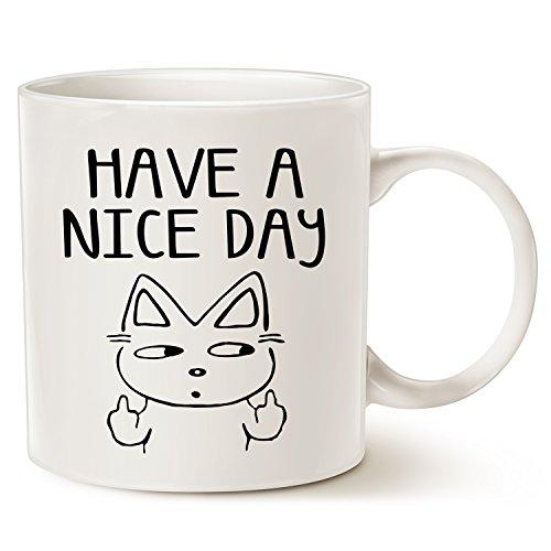 Taza de café con diseño de gato para...