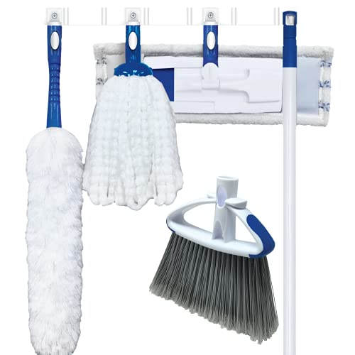The 4 in One Snap-In Cleaning Kit & Storage...