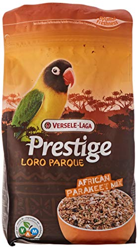 Versele-laga Alimentación para Pájaros Papagayo Africano Loro Parque Mix - 1 kg ✅