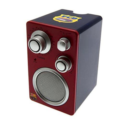 F.C. Barcelona diseño de altavoces altavoz Radio FM Radio aprox 15cm x...