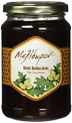 Melidoron Roher Griechischer Eichenhonig, 450 g