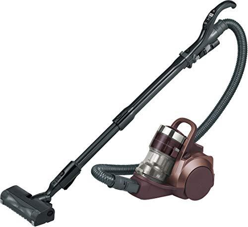 パナソニック サイクロン掃除機 ハウスダスト発見センサー搭載 からまないブラシ シャイニーブラウン MC-SR38K-T